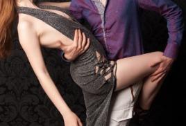 Аргентинское танго на Комендантском проспекте
